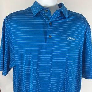 Footjoy Men's Polo Shirt Medium